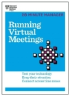 Running Virtual Meetings (20-Minute Manager) Cover Image