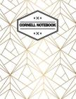 cornell notebook: Size 8.5