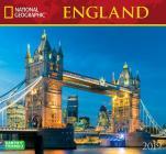 National Geographic England 2019 Calendar Cover Image
