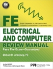 PPI FE Electrical and Computer Review Manual – Comprehensive FE Book for the FE Electrical and Computer Exam Cover Image
