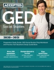 GED Social Studies Preparation Study Guide: GED Social Studies Prep Workbook and Practice Test Questions Study Guide Book Cover Image