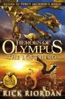 The Lost Hero. Rick Riordan Cover Image