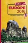 Let's Go Europe: The Student Travel Guide Cover Image