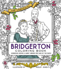 The Unofficial Bridgerton Coloring Book: Gorgeous gowns and hunky heroes for fans of the show Cover Image