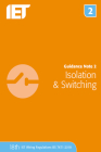 Guidance Note 2: Isolation & Switching (Electrical Regulations) Cover Image