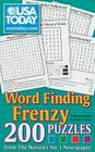 USA TODAY Word Finding Frenzy: 200 Puzzles (USA Today Puzzles #15) Cover Image