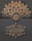 Mandalas Adult Coloring Book: 25 Magical Mandalas - Adult Relaxing mandala, coloring book with fun and pleasure Cover Image