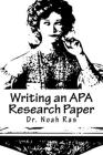 Writing an APA Research Paper: American Psychological Association 2015 Cover Image