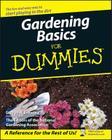 Gardening Basics for Dummies Cover Image