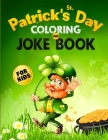 St. Patrick's Day Coloring and Jokes Cover Image