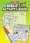 Bible Fun Ittybitty Activity Book (6pk) Cover Image