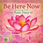 Be Here Now 2020 Wall Calendar: Teachings from RAM Dass Cover Image