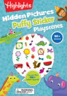 Hidden Pictures® Puffy Sticker Playscenes (Highlights(TM) Puffy Sticker Playscenes) Cover Image
