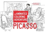 Picasso: An Animated Coloring Adventure Cover Image