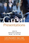 Great Presentations: How to Keep Your Audiences Awake - All the Time Cover Image