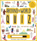 Around the World Quiz Book Cover Image