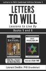 Letters to Will Combined Edition Volume 2: Letters to Live By Cover Image