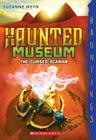 The Cursed Scarab: Hauntings Novel (Haunted Museum #4): (A Hauntings Novel) (The Haunted Museum #4) Cover Image