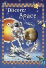 Discover Space: An Illustrated Book about the Planets, the Stars, and the Universe Cover Image