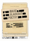 Make Blackout Poetry: Turn These Pages into Poems Cover Image