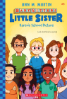 Karen's School Picture (Baby-sitters Little Sister #5) Cover Image