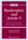 Bankruptcy and Article 9: 2020 Statutory Supplement, Visilaw Marked Version (Supplements) Cover Image