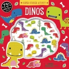 Super Sticker Activity: Dinos Cover Image
