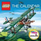 Lego: The Calendar 2014 Cover Image