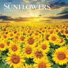 Sunflowers 2021 Mini 7x7 Cover Image