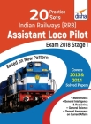 20 Practice Sets for Indian Railways (RRB) Assistant Loco Pilot Exam 2018 Stage I Cover Image