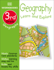 DK Workbooks: Geography, Third Grade: Learn and Explore Cover Image