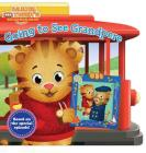 Going to See Grandpere (Daniel Tiger's Neighborhood) Cover Image