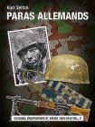 Les Paras Allemands. Volume 2: Casques, Équipements Et Armes 1936-1945 Cover Image