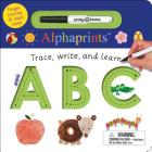 Alphaprints: Trace, Write, and Learn ABC: Finger tracing & wipe clean Cover Image