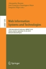 Web Information Systems and Technologies: 15th International Conference, Webist 2019, Vienna, Austria, September 18-20, 2019, Revised Selected Papers (Lecture Notes in Business Information Processing #399) Cover Image