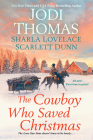The Cowboy Who Saved Christmas Cover Image