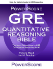 Powerscore GRE Quantitative Reasoning Bible Cover Image