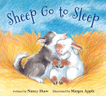 Sheep Go to Sleep (lap board book) (Sheep in a Jeep) Cover Image