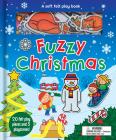 Fuzzy Christmas (Soft Felt Play Books) Cover Image