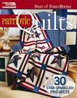 Best of Fons & Porter: Patriotic Quilts Cover Image