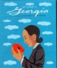 My Name Is Georgia: A Portrait by Jeanette Winter Cover Image