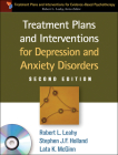 Treatment Plans and Interventions for Depression and Anxiety Disorders, 2e (Treatment Plans and Interventions for Evidence-Based Psychotherapy ) Cover Image