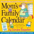 Mom's Family Wall Calendar 2018 Cover Image
