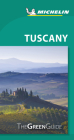 Michelin Green Guide Tuscany: (travel Guide) Cover Image