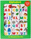Alphabet (12 Book Set & Downloadable App!) (Early Learning) Cover Image