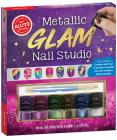 Metallic Glam Nail Studio Cover Image