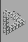Notes: Lined Notebook Journal, 120 pages, A5 sized Cover Image
