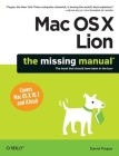 Mac OS X Lion: The Missing Manual (Missing Manuals) Cover Image