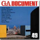 GA Document 49 Cover Image