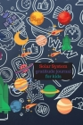 Solar system gratitude journal for kids Cover Image